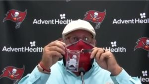 Bucs, NFL use new technology to distance safely during training camp